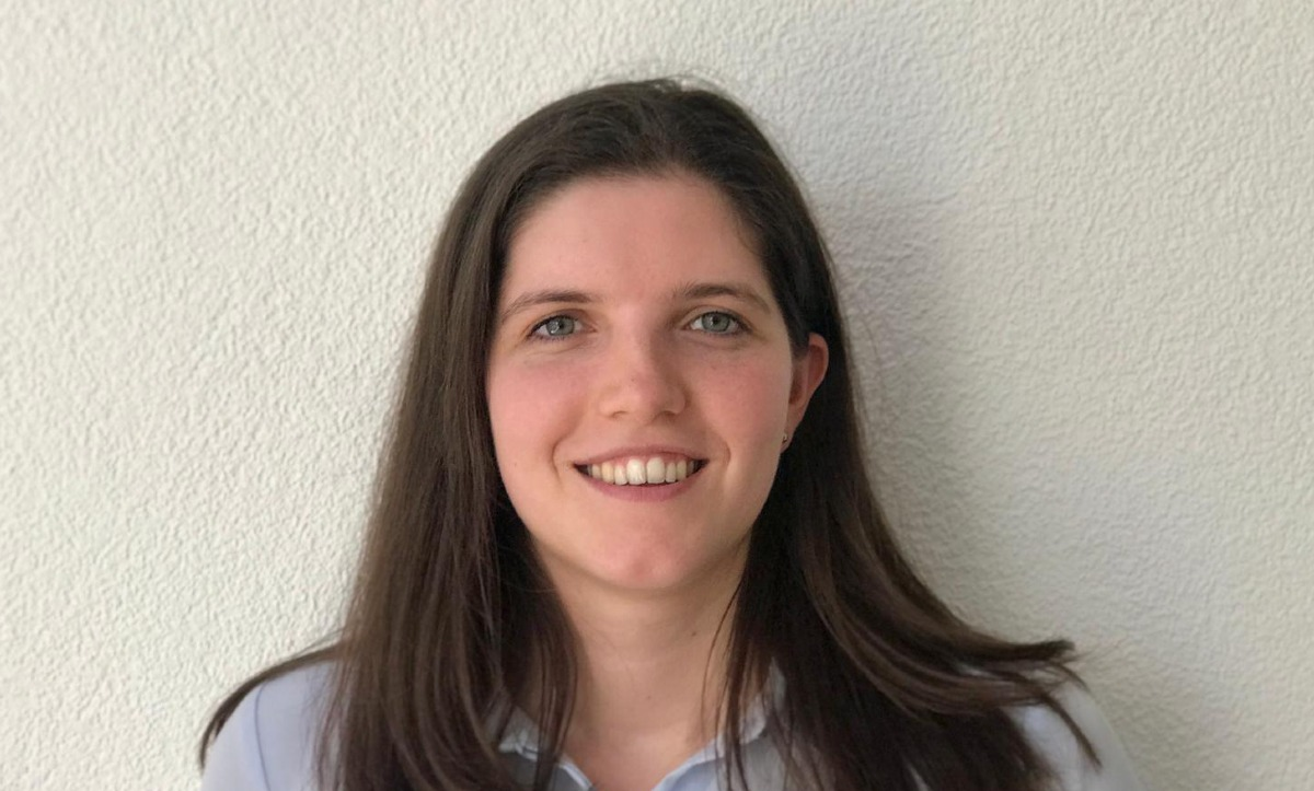psycholoog Lorenza van den Berg in